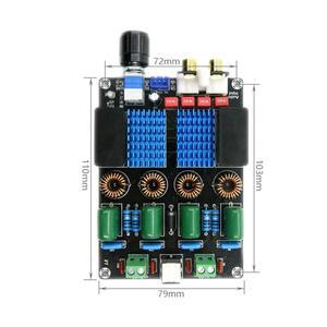 Image 4 - Dc 12v 24 12vハイファイTPA3116トップレベルのデジタル電力オーディオアンプボード100ワット * 2 2チャンネル高電力オーディオアンプボード