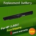 JIGU Laptop Battery For HP F3B96AA 728460-001 HSTNN-UB5M HSTNN-YB5M LA04 LAO4 TPN-Q130 G0R83PA Pavilion 14-d004ax
