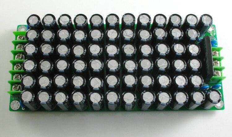 68 шт., конденсаторы RUBYCON YXF 220 мкФ/75В, матричный выпрямительный фильтр, блок питания для аудио усилителя|Усилители мощности|   | АлиЭкспресс