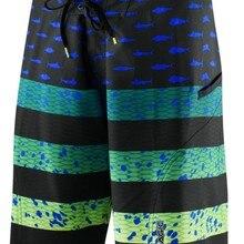 Pel* gic мужские шорты для рыбалки быстросохнущие шорты для серфинга быстросохнущие UPF50 уличные походные спортивные шорты для рыбалки Размер США 30-40