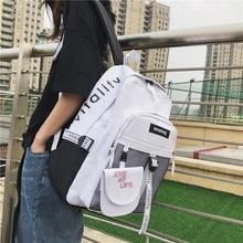 Shoulders Woman 2019 A Bag mini travel Backpack women mochila mujer bagpack school bags for teenage girls backpacks back pack