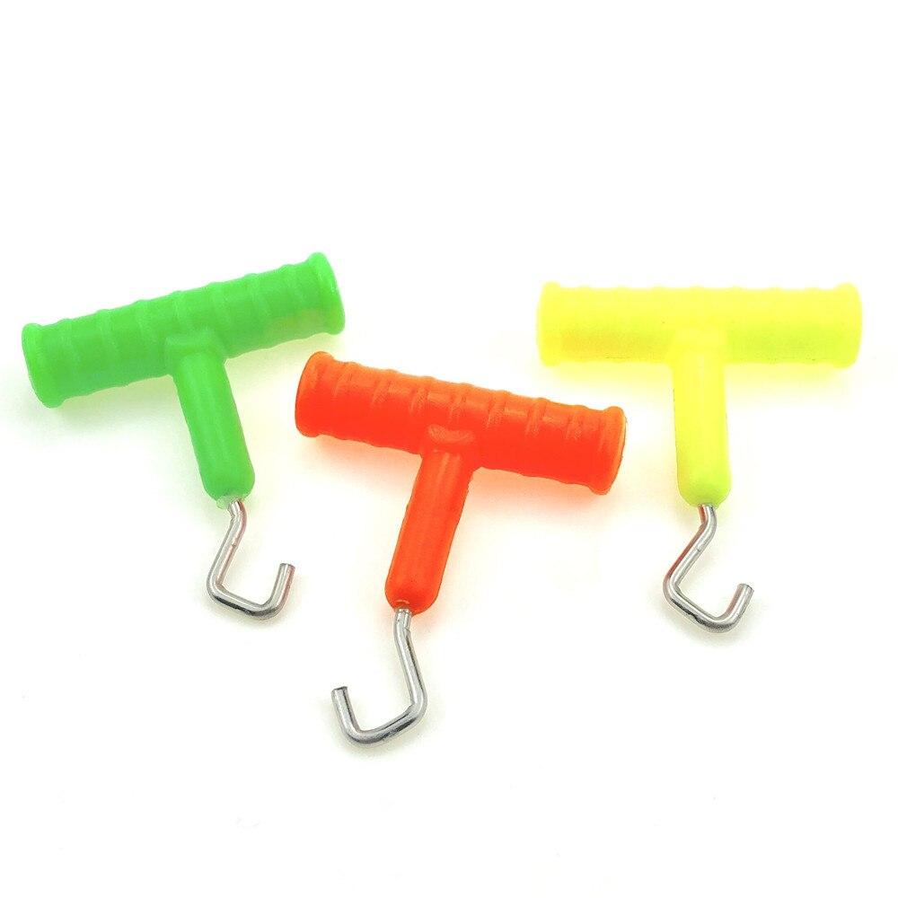 3Pcs Fishing Bait Needle Useful Tool Set Drill Hook Rig Needle For Making Rig HS
