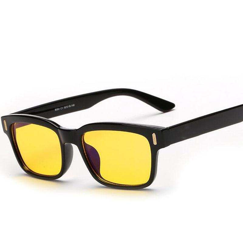 2017 computer eyewear glassess anti glare and anti blue