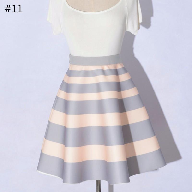 high waist skirt 13
