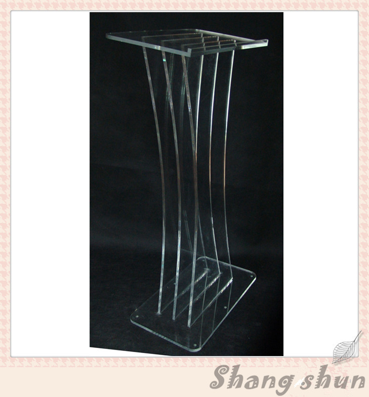 Acrylic Podium Pulpit Lectern Acrylic Church Pulpit Stand Pulpit For Church Podiums For Sale  цены