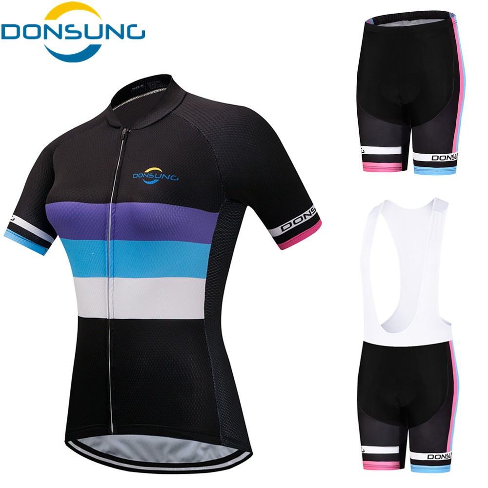 Cycling Jersey Set 2018 Pro Team Bike Cycling Sets /Wear Jersey/Bib Shorts Gel Pad Bicycle Jerseys Clothes Maillot Ropa Ciclismo