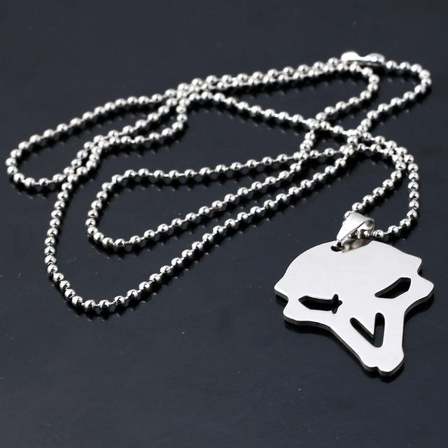 Overwatch Game Stainless Steel Necklace13