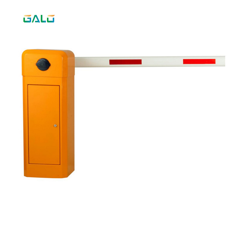 Community access garage gates smart parking management Barrier gate system, optional loop or UHF accessories diversity management triple loop learning