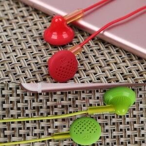Image 2 - Philips SHE3010 In Ear oortelefoon sport MP3 Headset voor huawei Xiaomi smartphone