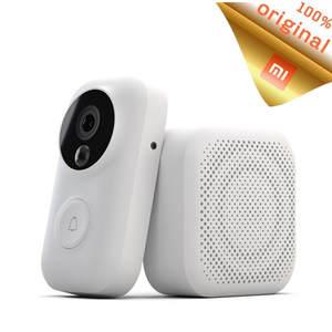 Xiaomi Doorbell-Set Free-Cloud-Storage Identification Ai-Face Night-Vision IR Audio 720P