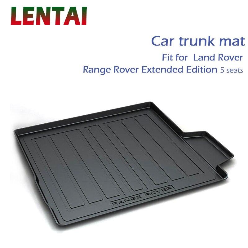LENTAI 1 PC tapis de chargement de coffre arrière de voiture pour Land Rover Range Rover Executive édition prolongée 5 sièges 2013 2014 2015 2016 2017