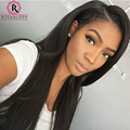 Pre Plucked 360 Lace Frontal Brazilian Straight 360 Lace Virgin Hair 360 Lace Frontal Closure With Baby Hair Natural Hairline