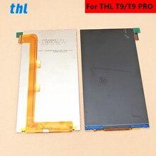 Для THL t9 или t9 pro ЖК-дисплей Дисплей + инструменты Digitizer Замена аксессуары для телефона THL t9 pro ЖК-дисплей