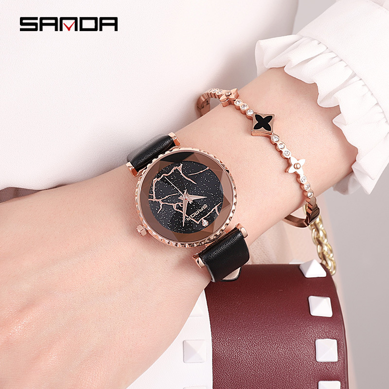 Best selling luxury ladies quartz wristwatches watch women clock ladies watch waterproof watchs woman swim watch woman automatic in Women 39 s Watches from Watches