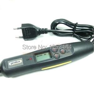Image 5 - Электрический цифровой ЖКД уплотнительный Утюг Prolux 110 в 230 В PX1362 PX1363 PX1365 с точным контролем температуры для покрытия пленки