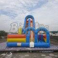 Парк Оборудования Гигантский Inlfatable Слайд Для Детей И Взрослых