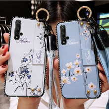 glitter diamond strap tpu case for huawei mate 20 pro P30 P20 lite honor 7x 8x 10 7A Y6 Y9 2019 cover