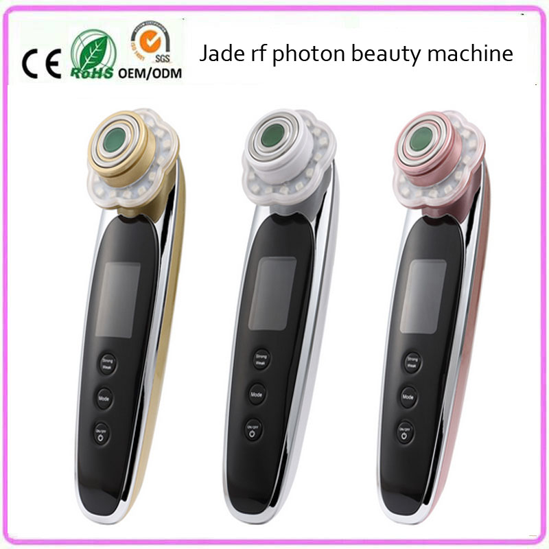 Needle Free RF Radio Frequency Collagen Stimulation Wrinkle Remove Skin Tightening Lifting Facial Rejuvenation Beauty Machine mini portable usb rechargeable ems rf radio frequency skin stimulation lifting tightening led photon rejuvenation beauty device