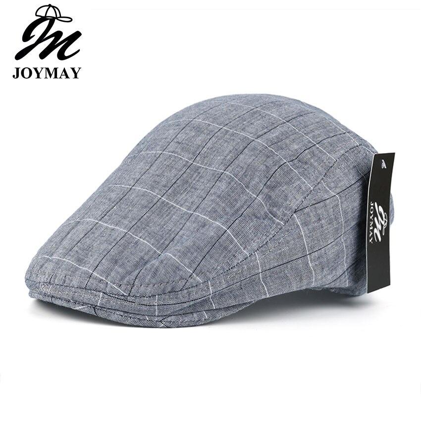 JOYMAY nueva primavera verano Unisex boinas gorras casuales gorros de  boinas sombreros gorra de Y023 d297ccd55ec