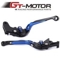 GT Motor F 18 H 607 Adjustable CNC 3D Extendable Folding Brake Clutch Levers For HONDA CB600F CBR600F CBF600/SA