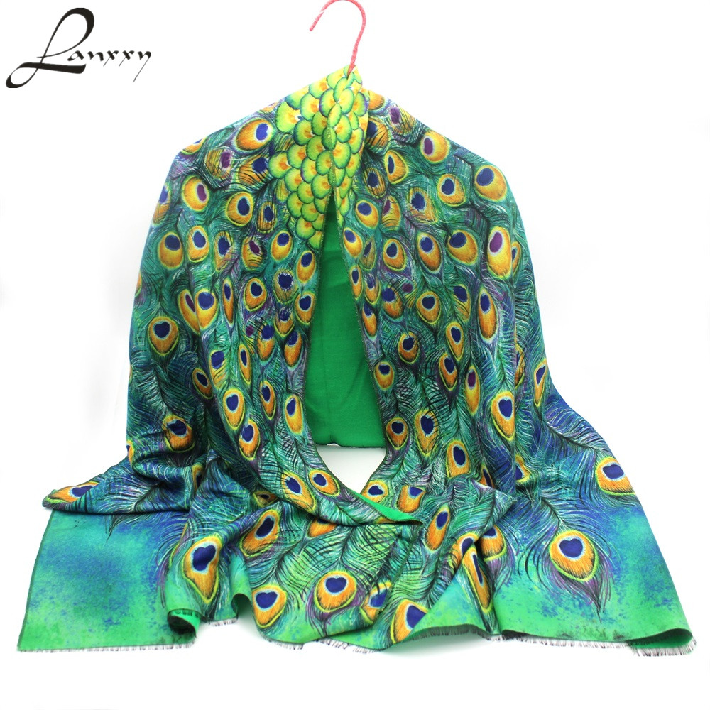 Online Buy Wholesale peacock shawl from China peacock shawl ...