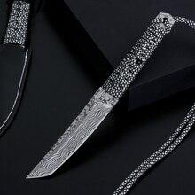 Меч короткий нож Катана Открытый нож из нержавеющей стали нож для самозащиты дикий нож для выживания