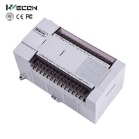 Wecon LX3V 1616MR A 32 Points PLC Controller Unit With Hmi