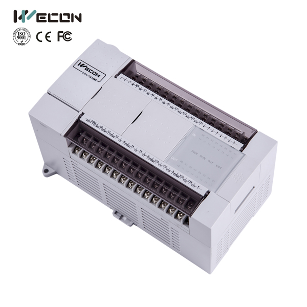 wecon LX3V-1616MR-A 32 points PLC controller unit with hmi цена