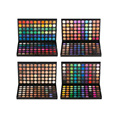 Pro Makeup 120 Full Color Shimmer Matte Eyeshadow PaletteMineral Sombra Pigmento maquiagem Kit Conjunto de Cosméticos