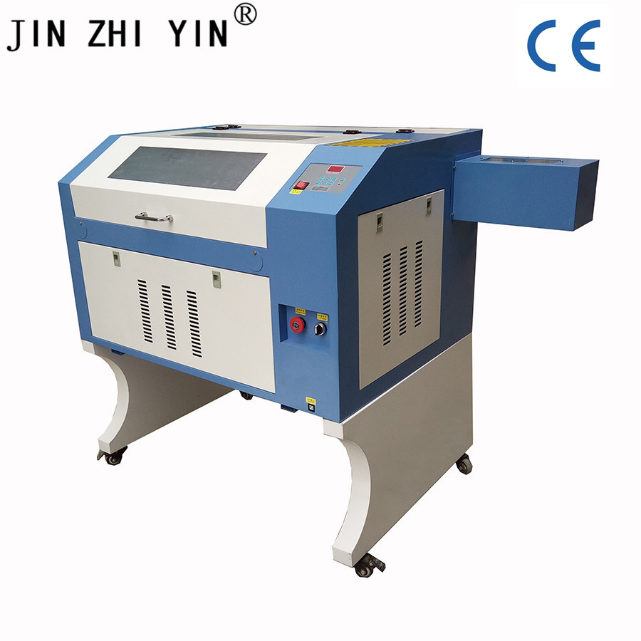 <font><b>100W</b></font> RECI <font><b>co2</b></font> laser engraving machine stone laser engraving machine laser glass engraving machine prices <font><b>4060</b></font> image
