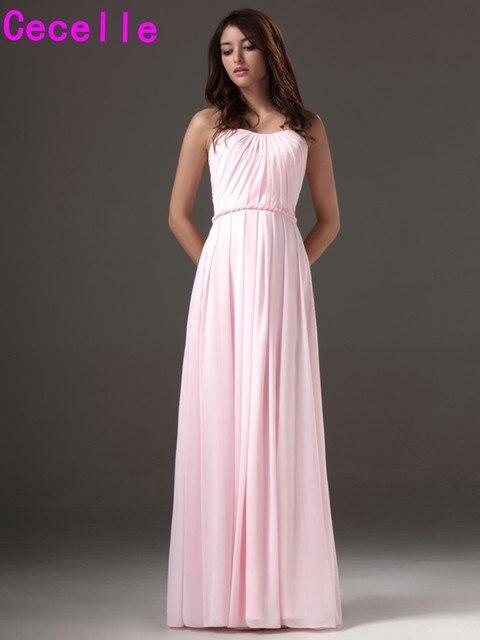 Lange kleider fur hochzeitsgaste rosa