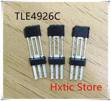 NEW 10PCS/LOT  TLE4926C TLE4926 MARKING 26D8 26C8 PG-SSO-3-9 IC