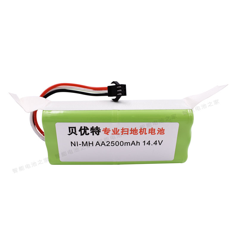 лучшая цена Ni-MH 2500 mAh Original Battery replacement for Seebest D730 Seebest D720 robot Vacuum Cleaner Parts