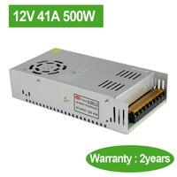 DC12V LED Driver 60W 100W 150W 200W 240W 360W 500W LED Switch Power Supply For LED