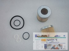 Shenniu 254 parts, the fuel filter element C0506 with O rings for engine HB295T, part number: C0506