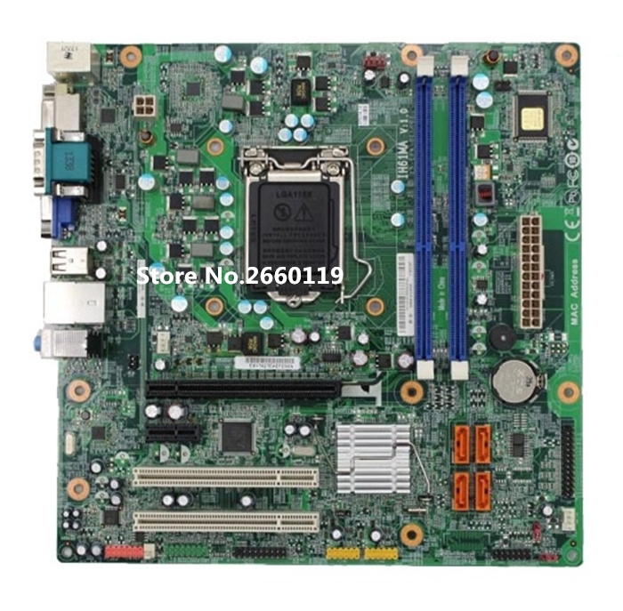 High quality desktop motherboard for M4350t M4360 B4900 T4900D IH61MA V:1.0 H61H2-LM5 Fully tested high quality desktop motherboard for m57