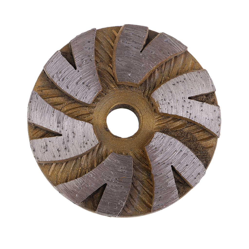 2.5 Inch Diamond Grinding Cup Wheel Cutting Disc Concrete Stone Masonry Tool
