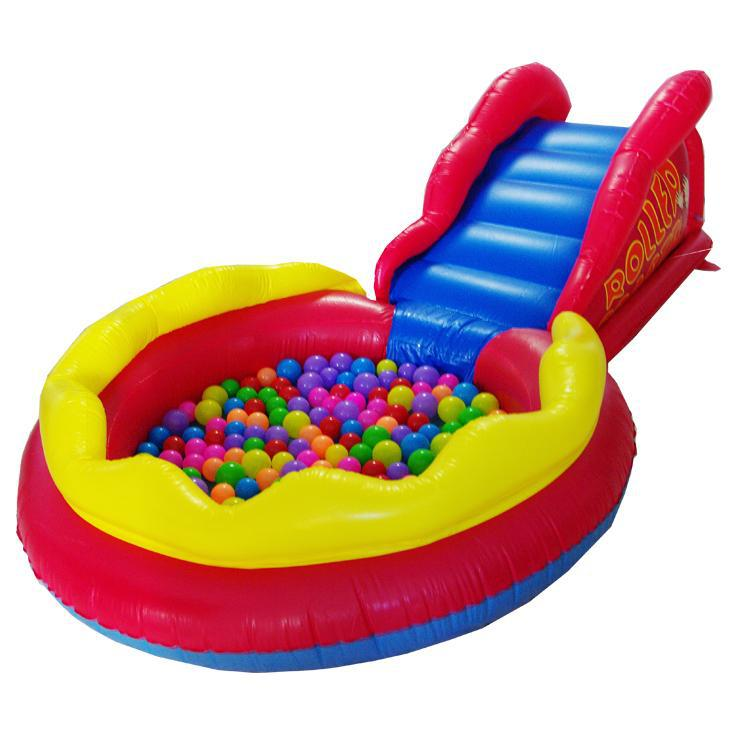 Love Xdq Slide Child Indoor Pool Game Inflatable Ocean Ball Pool Infant Swimming Pool Toy Send