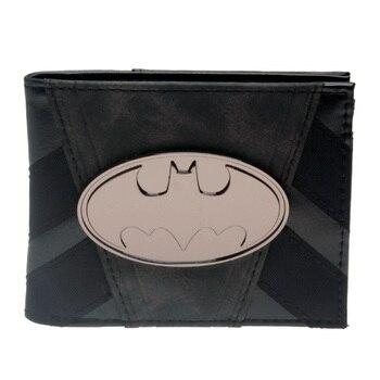 Кошелек Бэтмен с металлической эмблемой