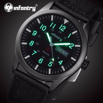 2e20bbcd5d10 Relojes militares de lujo de marca superior para hombres