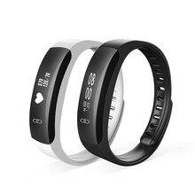 K8 Приборы для измерения артериального давления Мониторы наручные часы Импульсный измеритель пульса смарт-браслет Фитнес трекер SmartBand SMS нажмите сообщение браслет