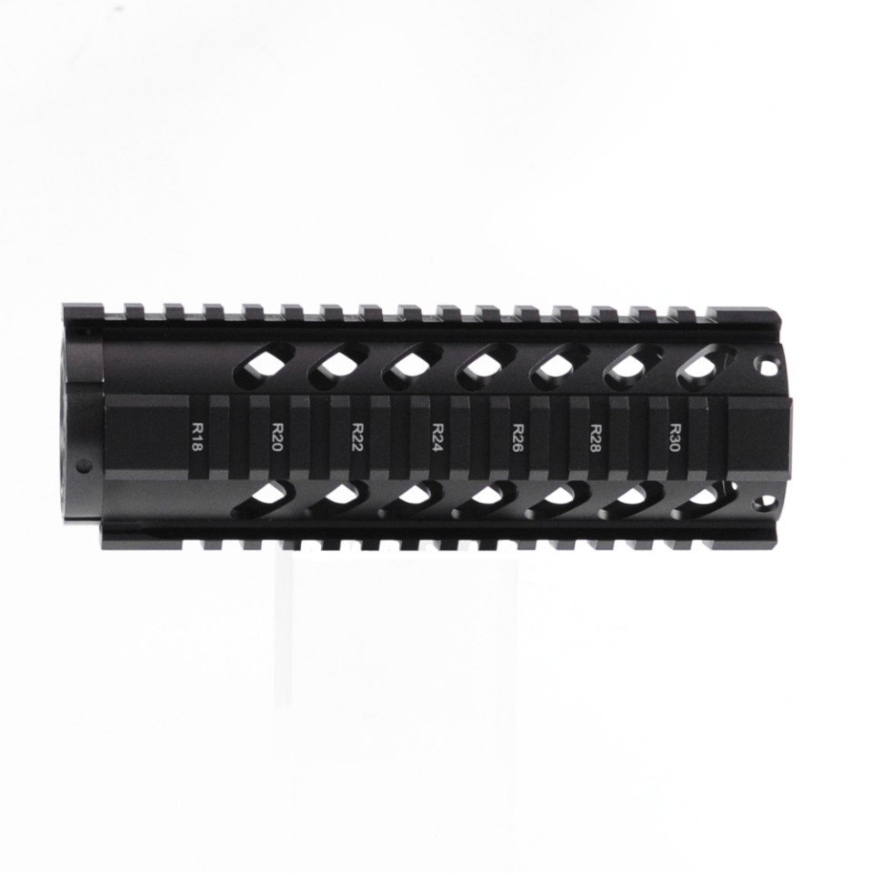 1pcs 4/7/10/12/12.5/15 inches Free Float Handguard Keymod Rail for AR15 and M16 of Gun Accessories