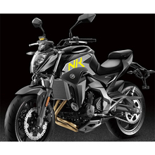 KODASKIN Motorcycle For CFMOTO 400NK 650NK 2D Fairing Emblem Sticker Decal
