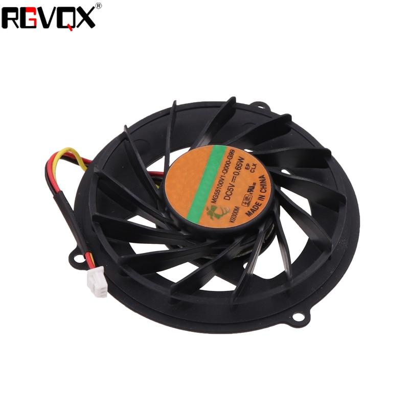 Купить с кэшбэком New Laptop Cooling Fan For Acer Aspire 4730Z 4730G 4930 4930G 5530G 4630 EX4630 5935 PN: DQF2JH01CCM ZC055515VH-6A CPU Cooler