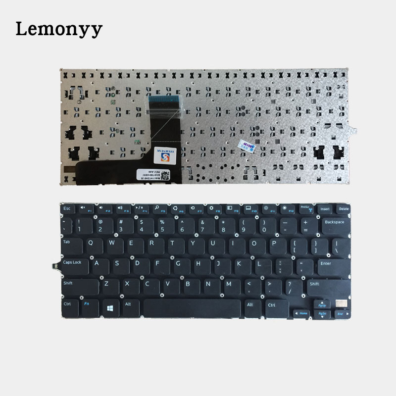 US Keyboard FOR DELL Inspiron 11 3000 3147 11 3148 P20T 3158 7130 laptop English Keyboard laptop 11 6 touch led screen assembly for dell inspiron 11 3000 3147 lcd lp116wh6 spa2