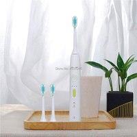 Сменные насадки для зубных щеток, 3 шт./лот, насадки для электрической зубной щетки Philips Sonicare diamond Clean HydroClean Black
