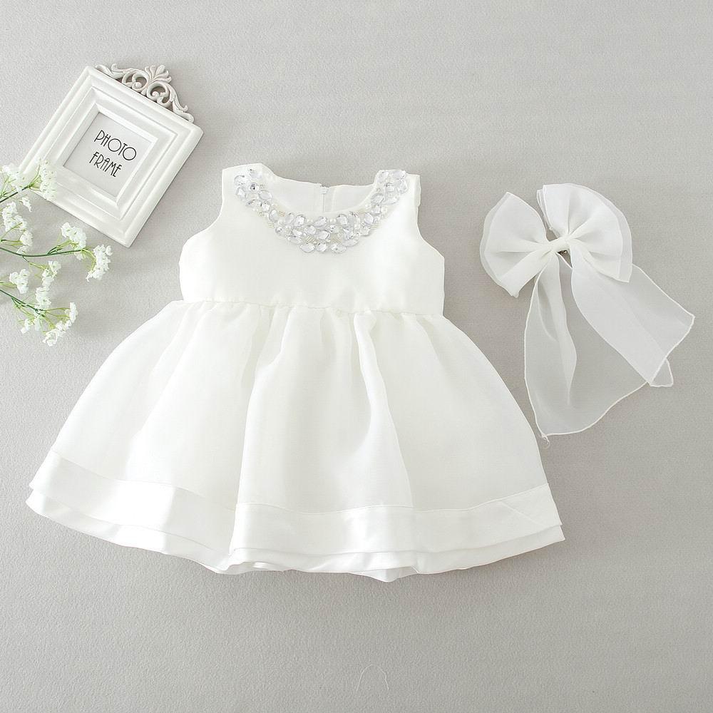 High Quality Kid Girl Dress Baby Clothing Brand Newborn Party ...