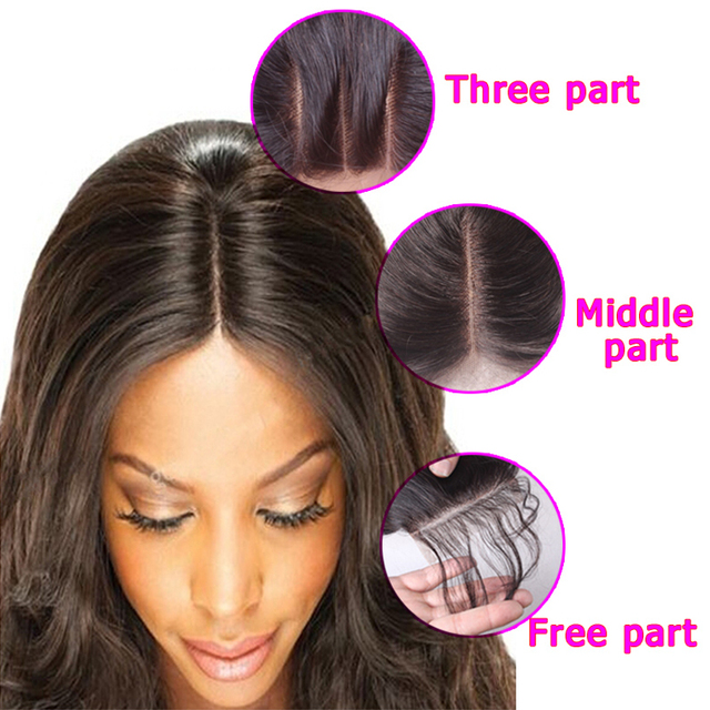 Ksl Hair Cheap Brazilian Virgin Human Hair Weave Closure Body Wave 4
