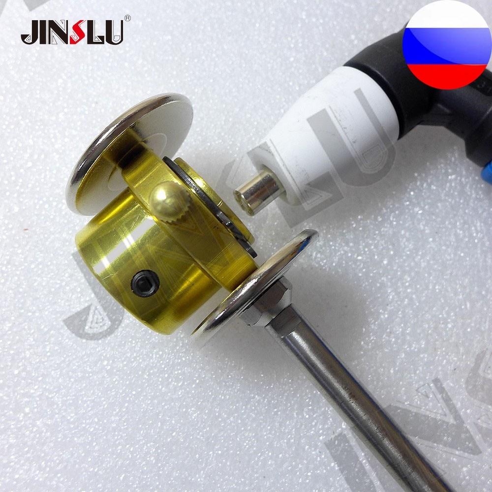 RU Warehouse Compass Guide Roller Wheel PT-31 PT31 LG40 Torch Plasma Cutting Machine Cutter CT-312 CT 312 Tesla Weld CUT 40