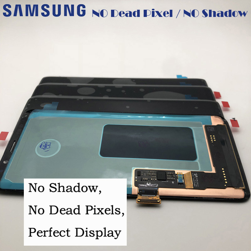 2960 1440 ORIGINAL NEW Display For Samsung s9 G960 LCDs Galaxy s9 plus S9 g965 g965f